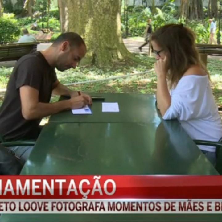 CMTV faz reportagem sobre Loove