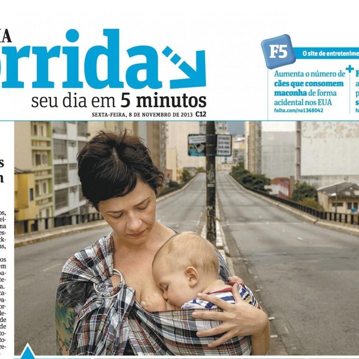 O Loove na Folha de São Paulo