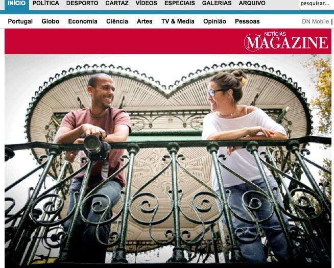 Notícias Magazine faz reportagem sobre o Loove